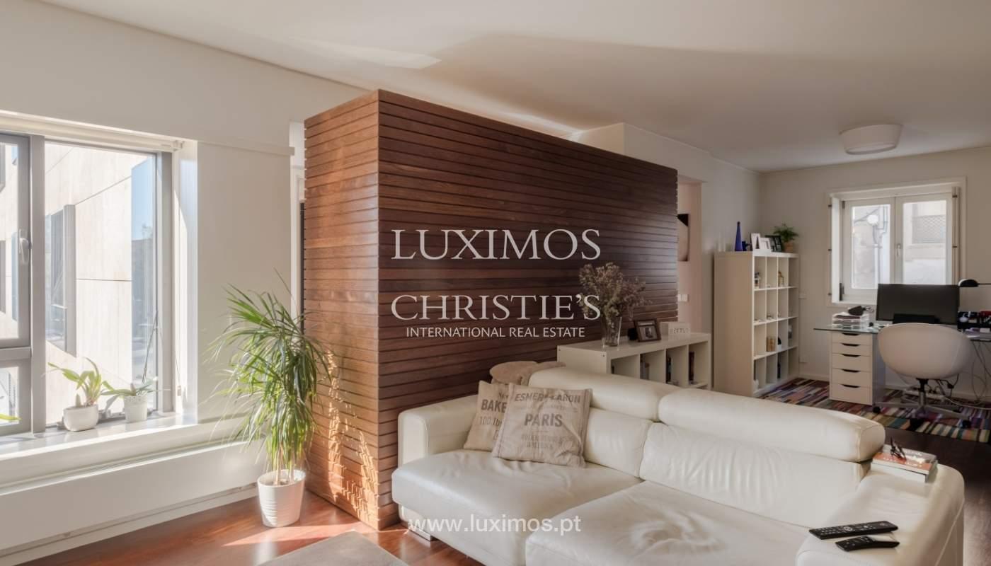Venda de apartamento de luxo na zona histórica de Leça da Palmeira_123488