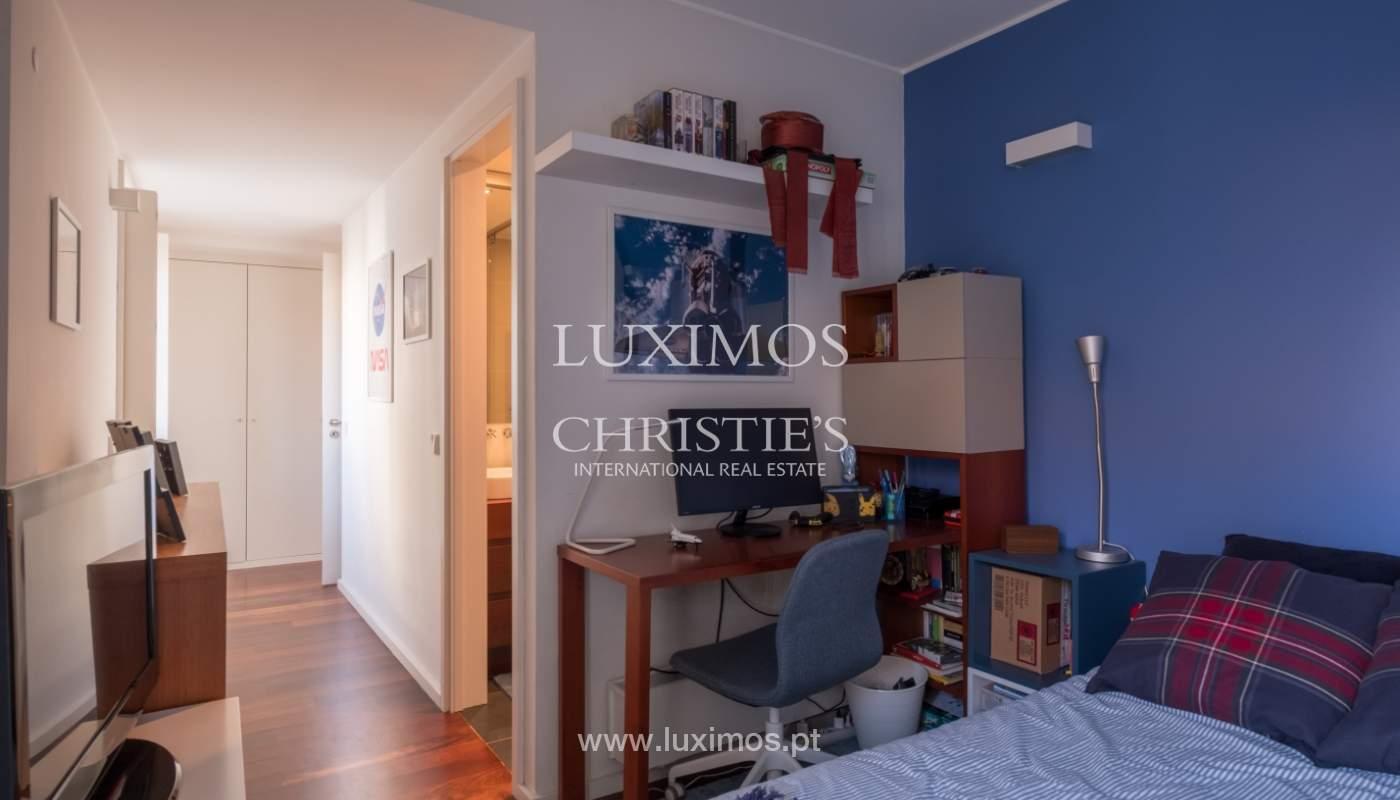 Venda de apartamento de luxo na zona histórica de Leça da Palmeira_123498