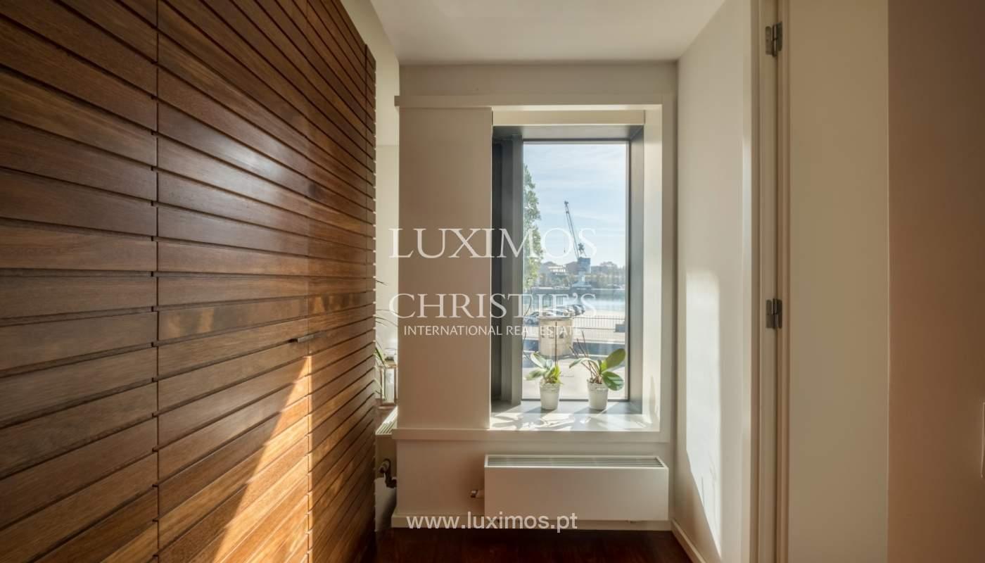 Venda de apartamento de luxo na zona histórica de Leça da Palmeira_123500