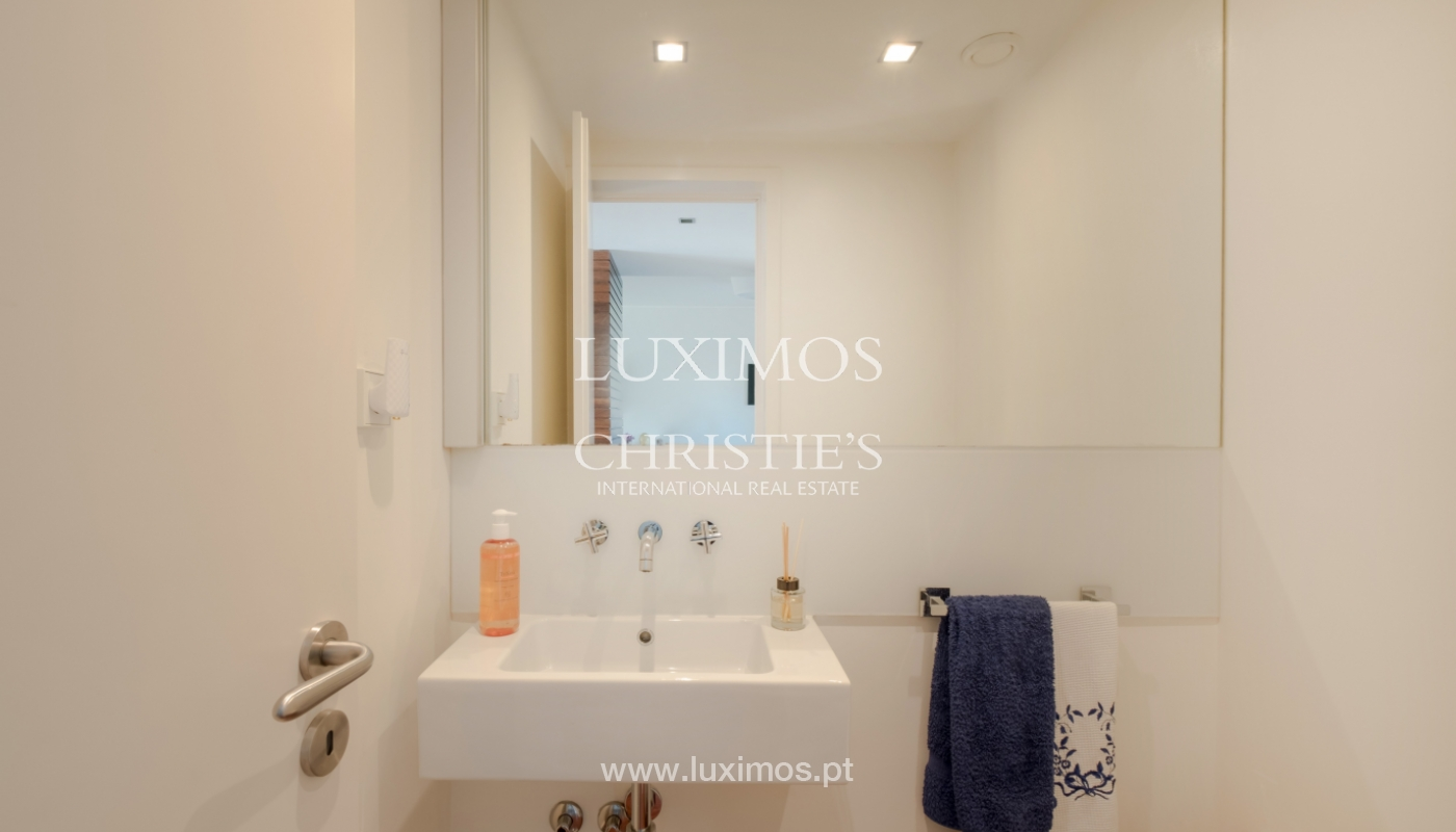 Venda de apartamento de luxo na zona histórica de Leça da Palmeira_123501