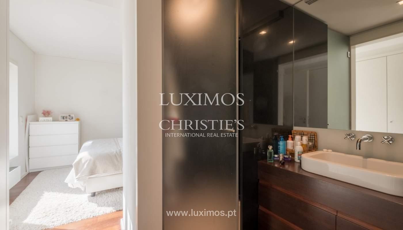 Venda de apartamento de luxo na zona histórica de Leça da Palmeira_123502