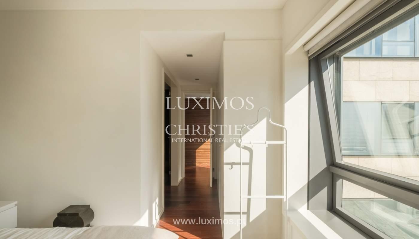 Venda de apartamento de luxo na zona histórica de Leça da Palmeira_123507
