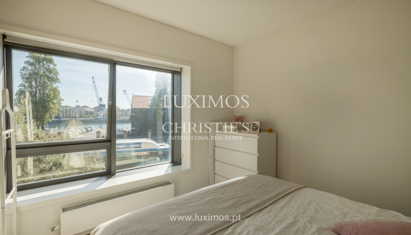Venda de apartamento de luxo na zona histórica de Leça da Palmeira_123509
