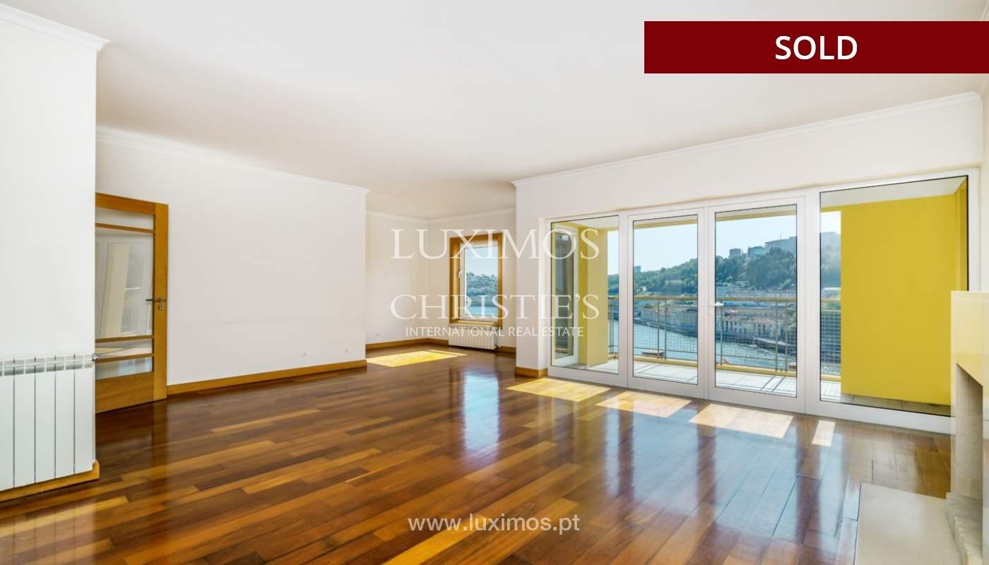 Appartement à vendre avec vue unique sur le Douro, Porto, Portugal_123578