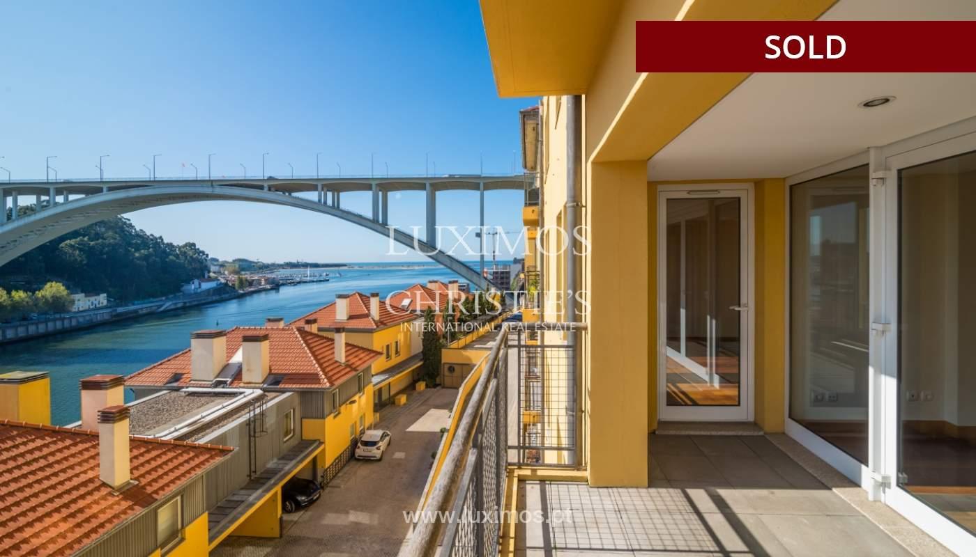 Venda de apartamento com vistas únicas para o Rio Douro, Porto_123582