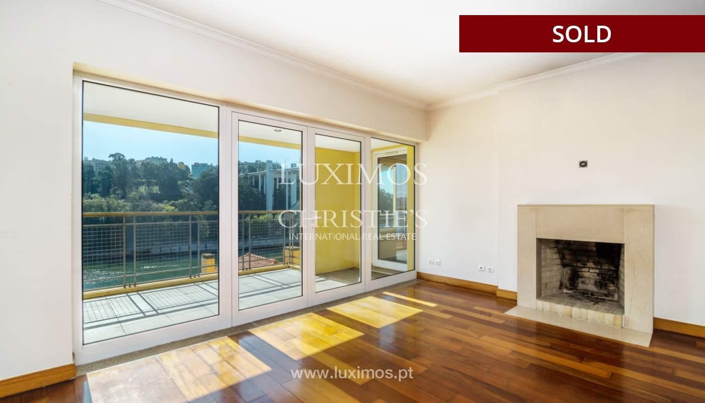 Venda de apartamento com vistas únicas para o Rio Douro, Porto_123583
