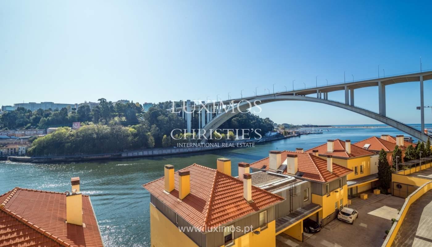 Appartement à vendre avec vue unique sur le Douro, Porto, Portugal_123584