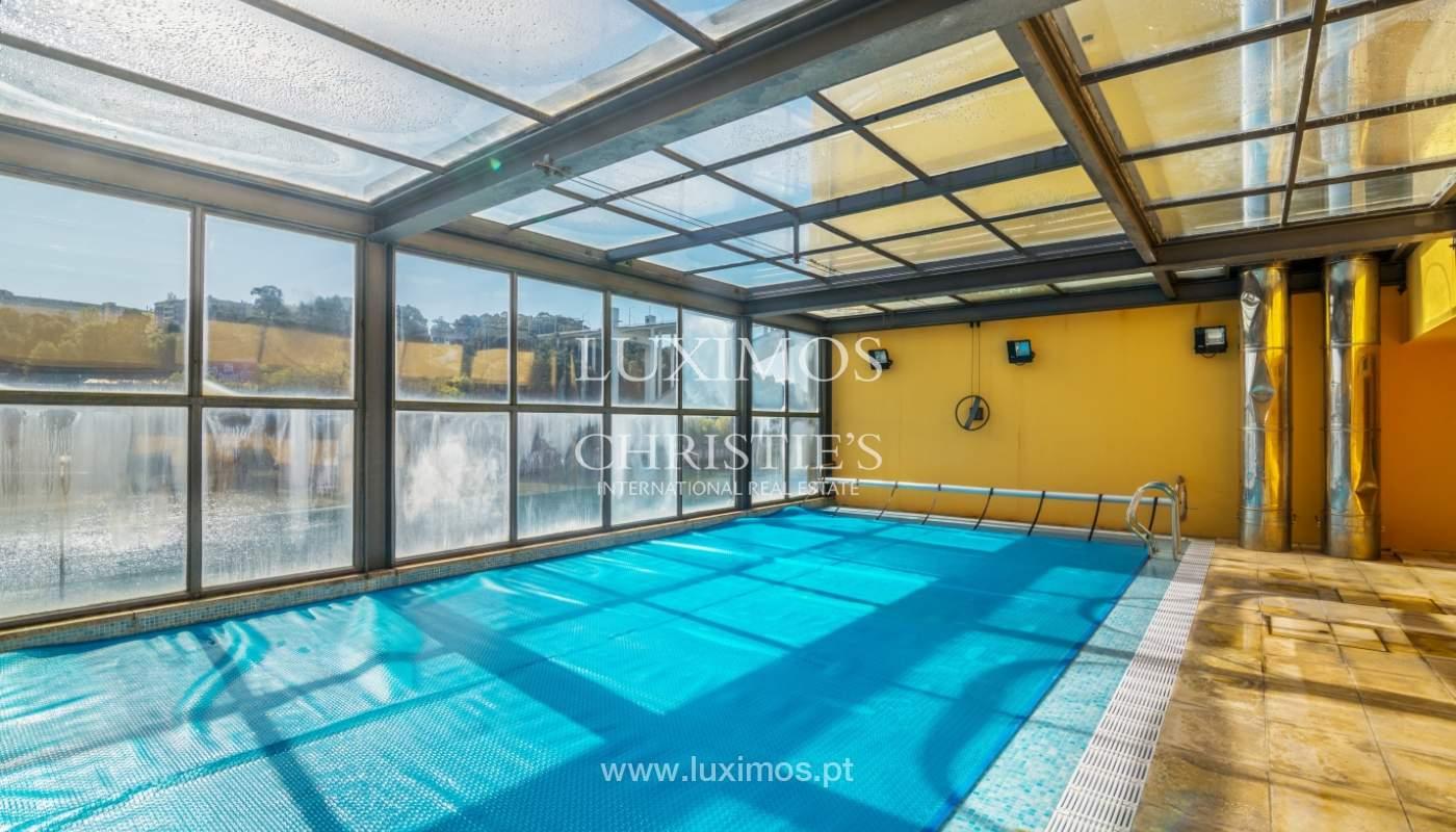 Appartement à vendre avec vue unique sur le Douro, Porto, Portugal_123596