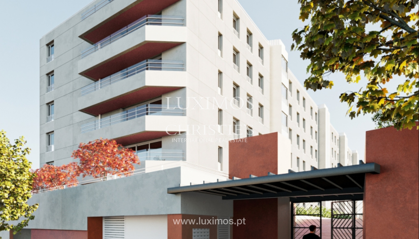 NEW 3-BEDROOM APARTMENT, TERRACE WITH GREEN AREAS, PORTO, PORTUGAL_124065