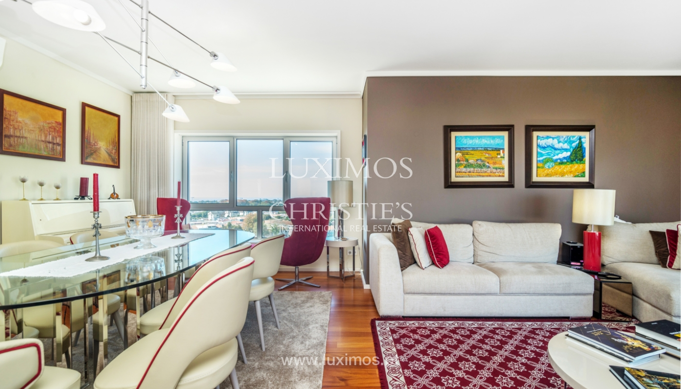 Appartement comme neuf à vendre, avec vue sur la mer, Porto, Portugal_124825