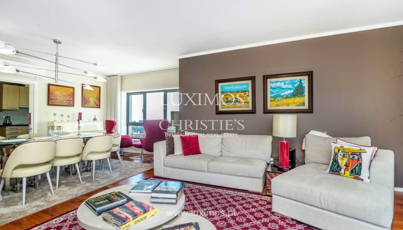 Appartement comme neuf à vendre, avec vue sur la mer, Porto, Portugal_124826