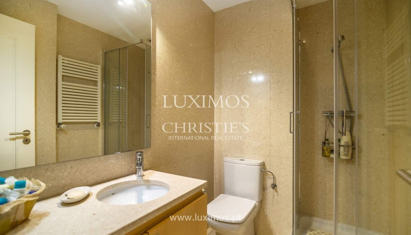 Appartement comme neuf à vendre, avec vue sur la mer, Porto, Portugal_124830