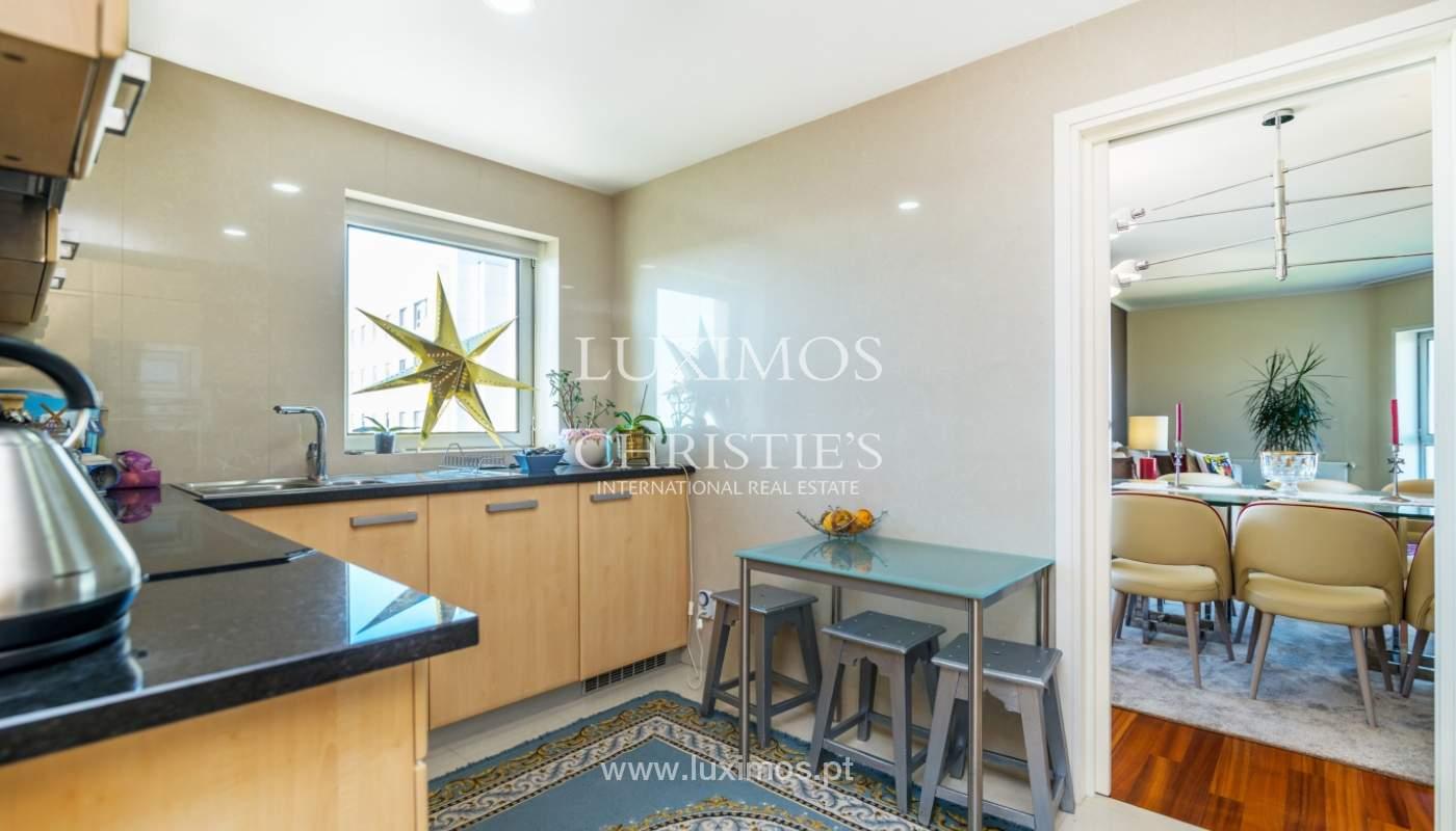 Appartement comme neuf à vendre, avec vue sur la mer, Porto, Portugal_124831