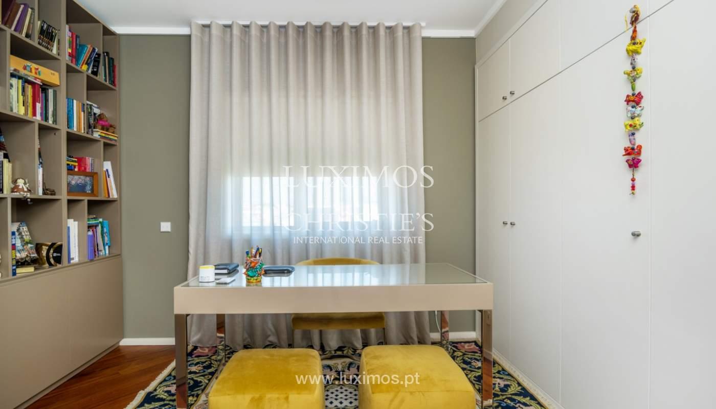 Appartement comme neuf à vendre, avec vue sur la mer, Porto, Portugal_124839