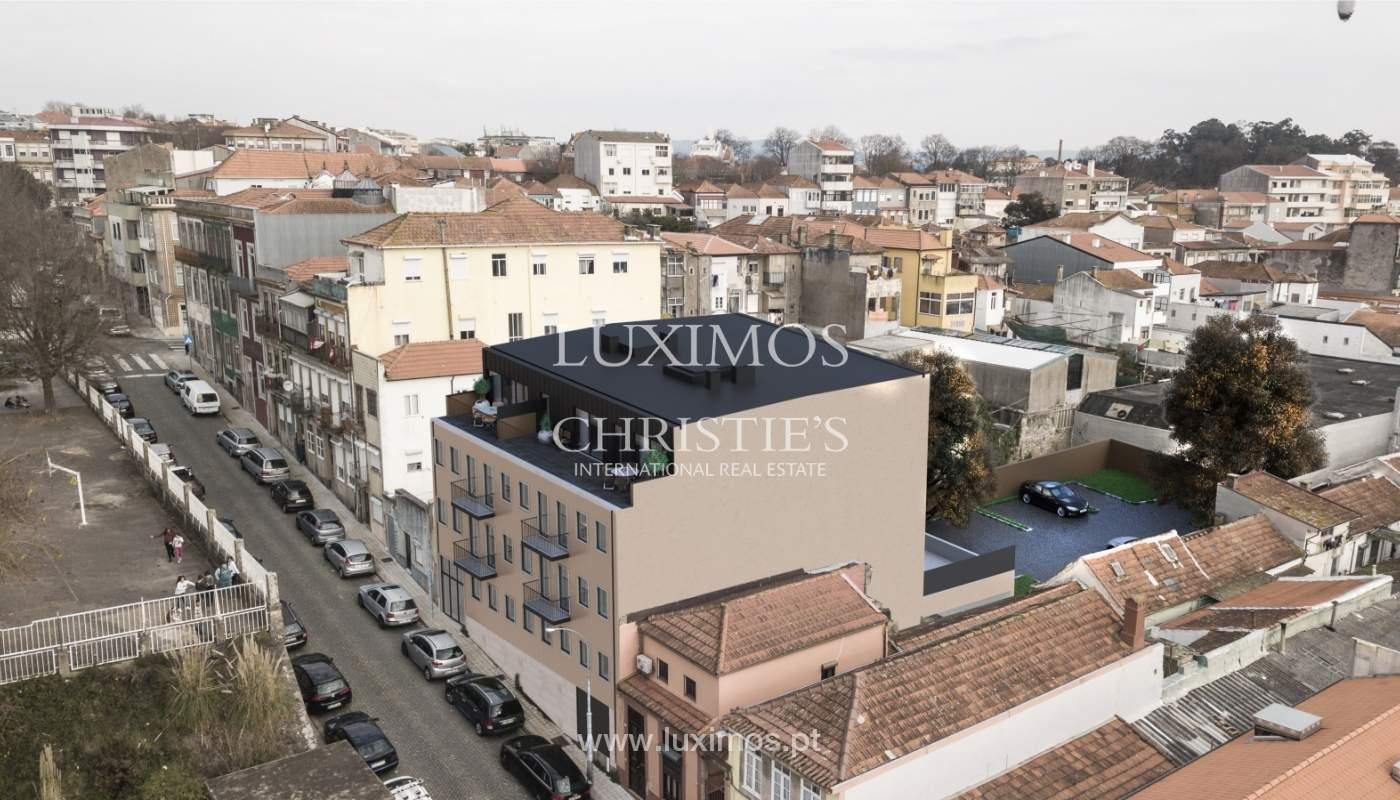 Apartamento novo e moderno, para venda, no centro do Porto_124888