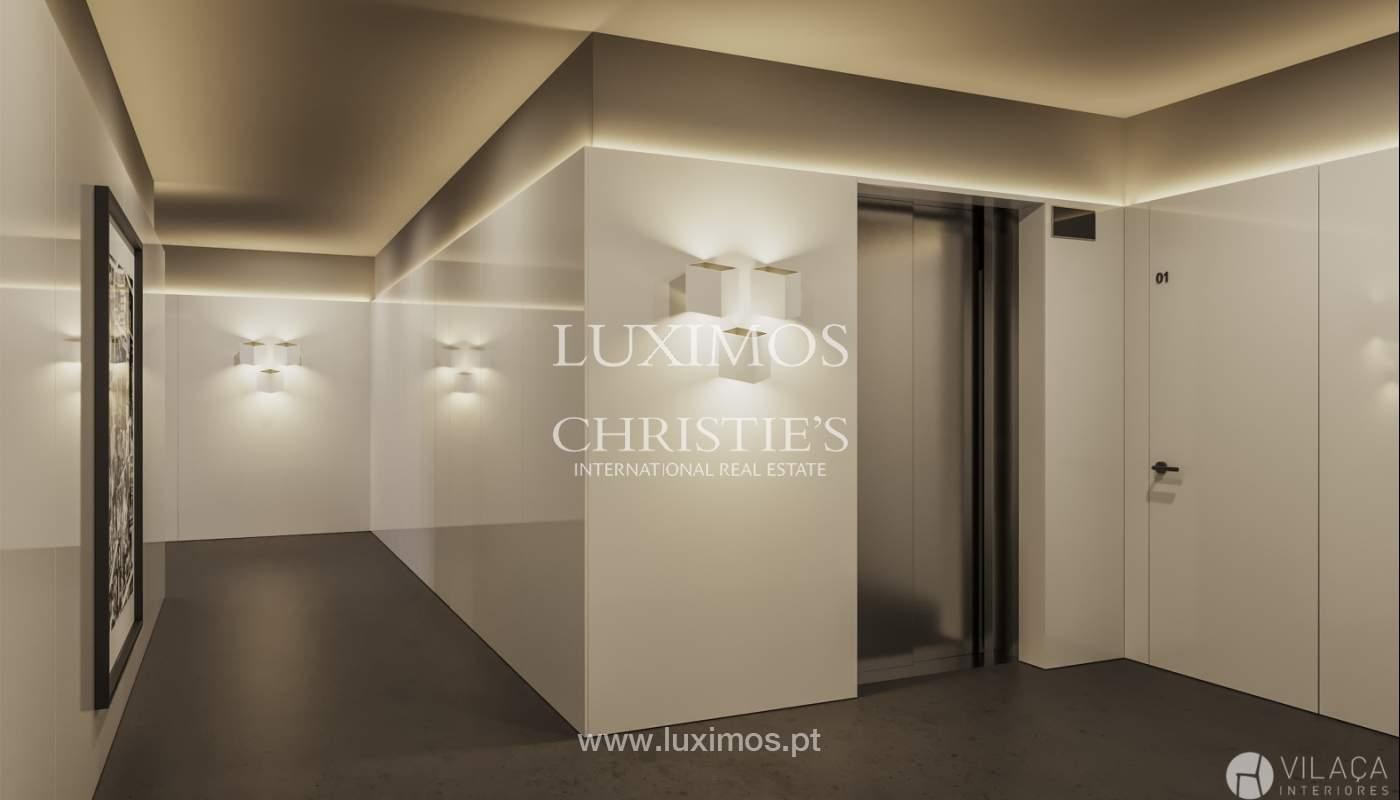 Apartamento nuevo y moderno, para la venta, en el centro de Porto, Portugal_124893