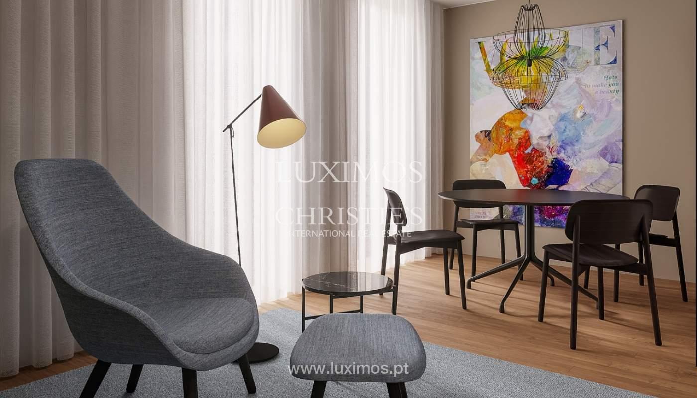 Apartamento nuevo y moderno, para la venta, en el centro de Porto, Portugal_124895