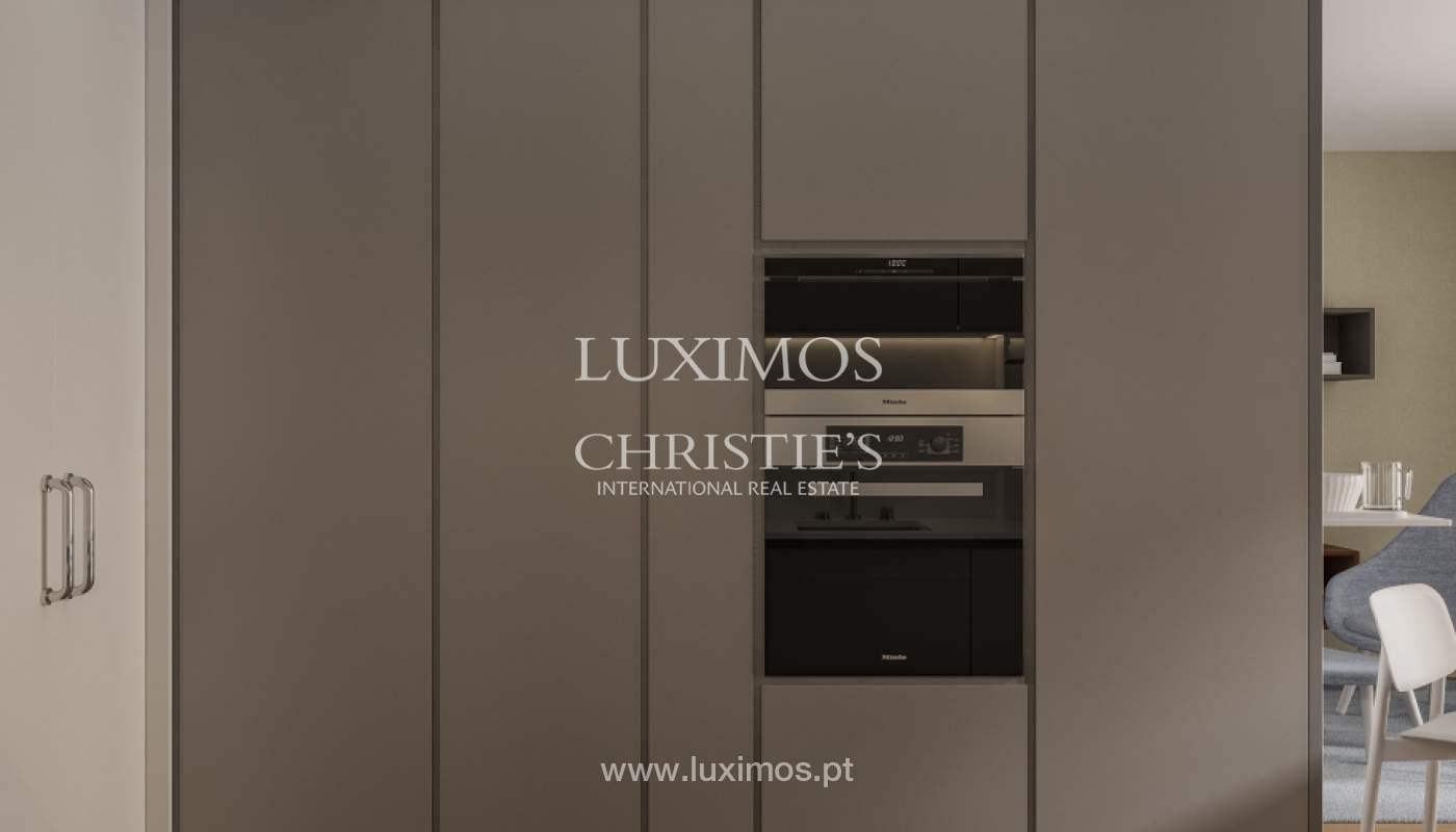 Apartamento nuevo y moderno, para la venta, en el centro de Porto, Portugal_124897