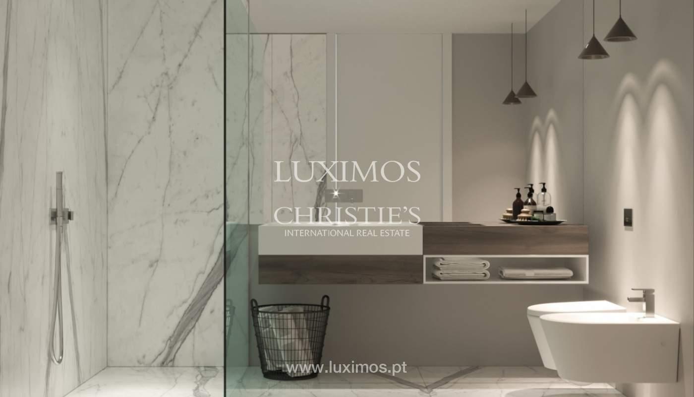 Apartamento nuevo y moderno, para la venta, en el centro de Porto, Portugal_124899