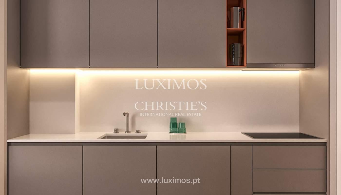 Apartamento nuevo y moderno, para la venta, en el centro de Porto, Portugal_124900