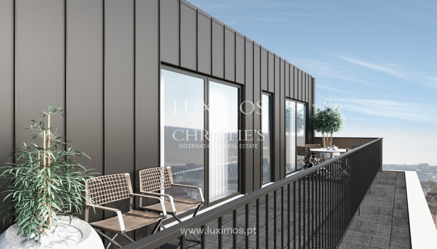 Apartamento novo e moderno, para venda, no centro do Porto_124901