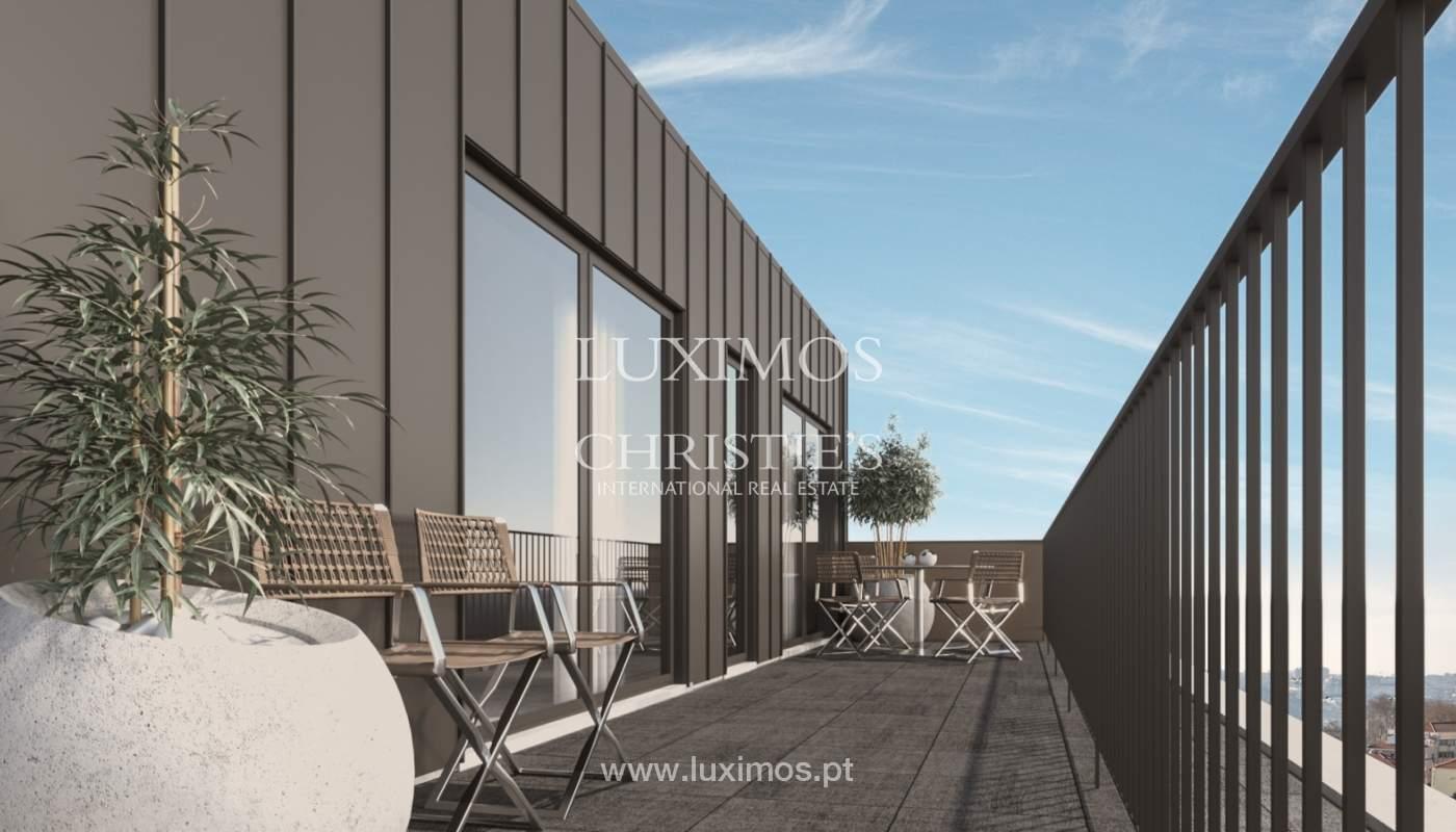 Apartamento nuevo y moderno, para la venta, en el centro de Porto, Portugal_124902