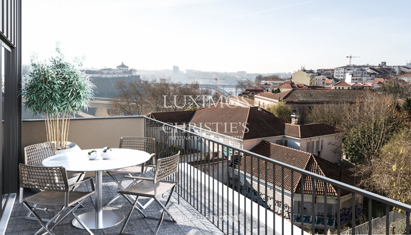 Apartamento nuevo y moderno, para la venta, en el centro de Porto, Portugal_124903