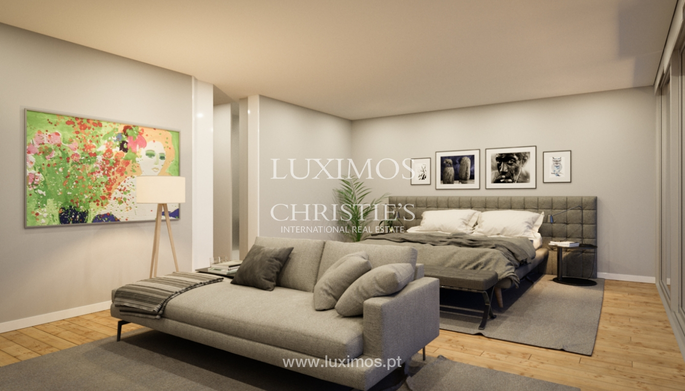 Sale of luxury villa w/ garden in exclusive development, Foz, Portugal_124923