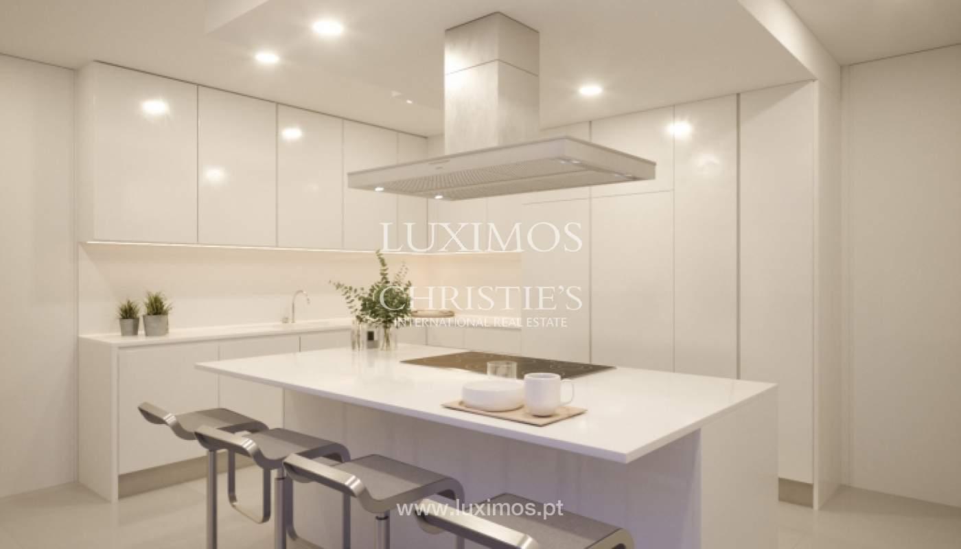 Sale luxury villa with garden, in exclusive development, Foz, Portugal_124946