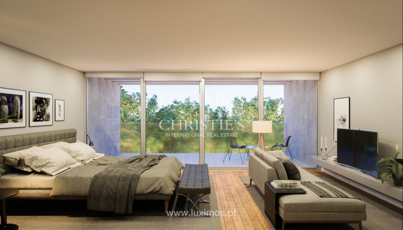Sale luxury villa with garden, in exclusive development, Foz, Portugal_124949