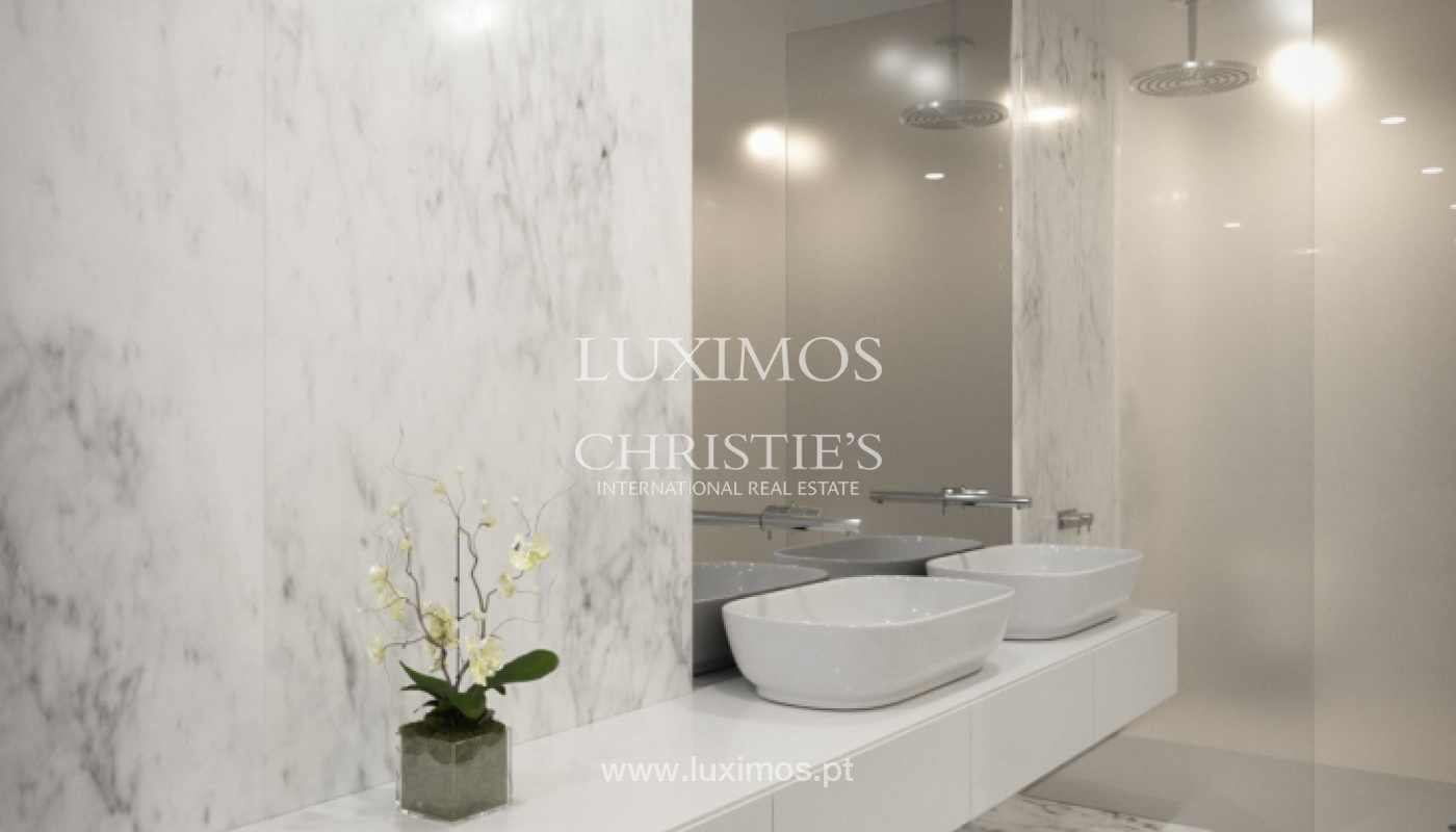 Sale luxury villa with garden, in exclusive development, Foz, Portugal_124954