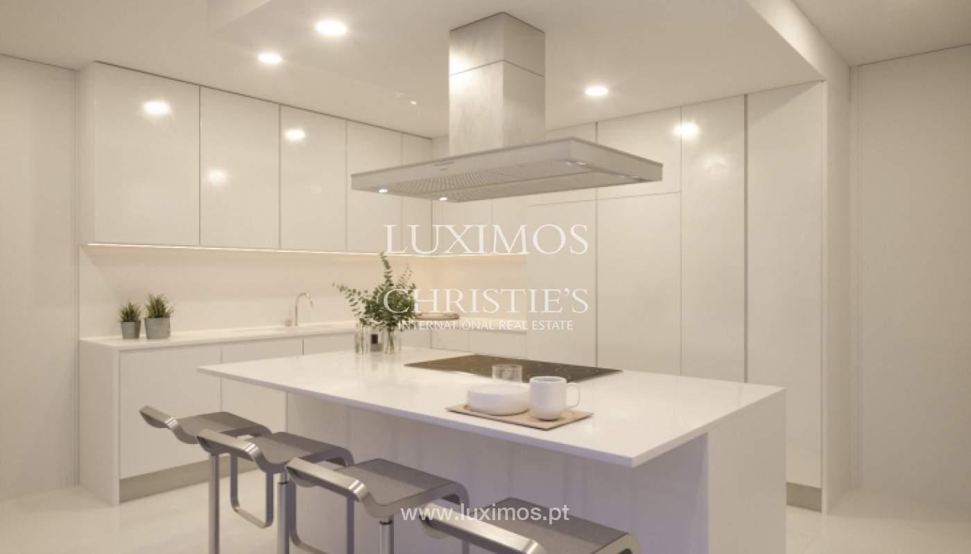 Verkauf Luxusvilla mit Garten, in exklusiver Entwicklung, Foz, Portugal_124956