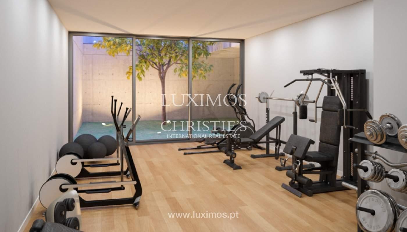 Verkauf Luxusvilla mit Garten, in exklusiver Entwicklung, Foz, Portugal_124959