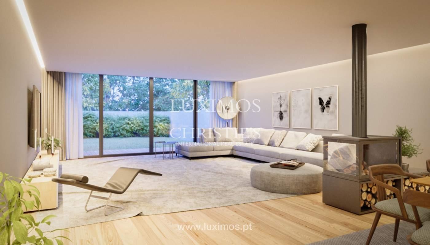 Verkauf Luxusvilla mit Garten, in exklusiver Entwicklung, Foz, Portugal_124962