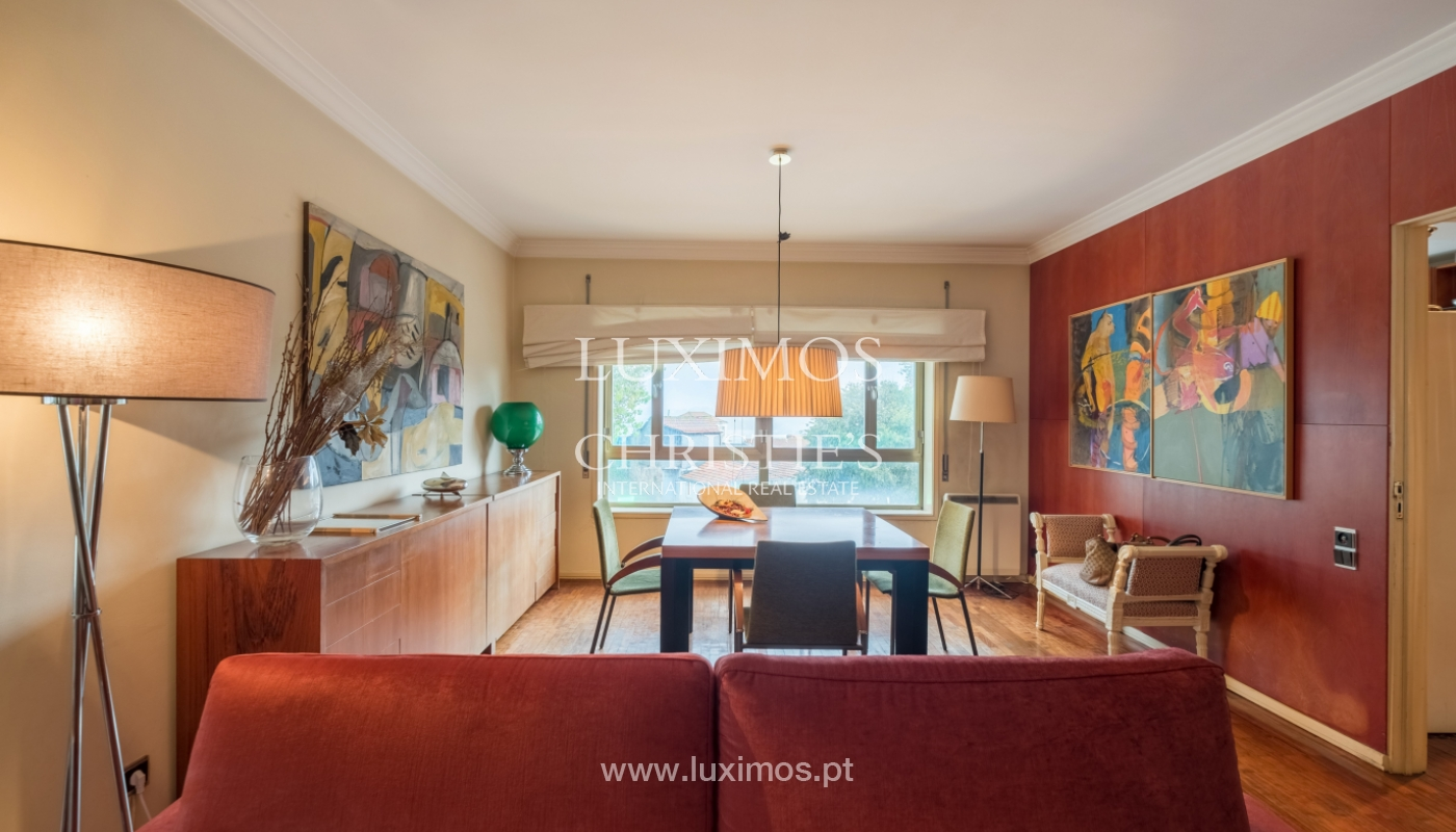 Sale apartment with balcony and river views, Aldoar, Porto, Portugal_125125