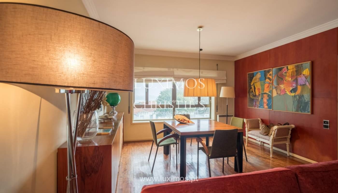 Sale apartment with balcony and river views, Aldoar, Porto, Portugal_125128