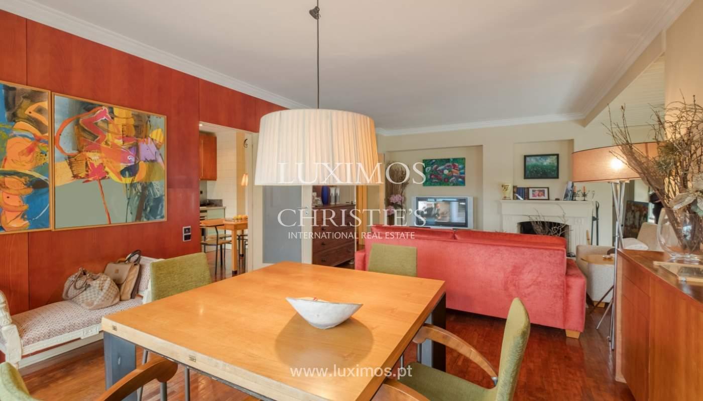 Sale apartment with balcony and river views, Aldoar, Porto, Portugal_125129