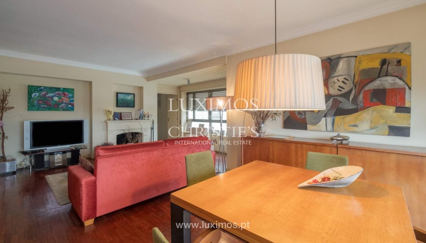 Sale apartment with balcony and river views, Aldoar, Porto, Portugal_125130
