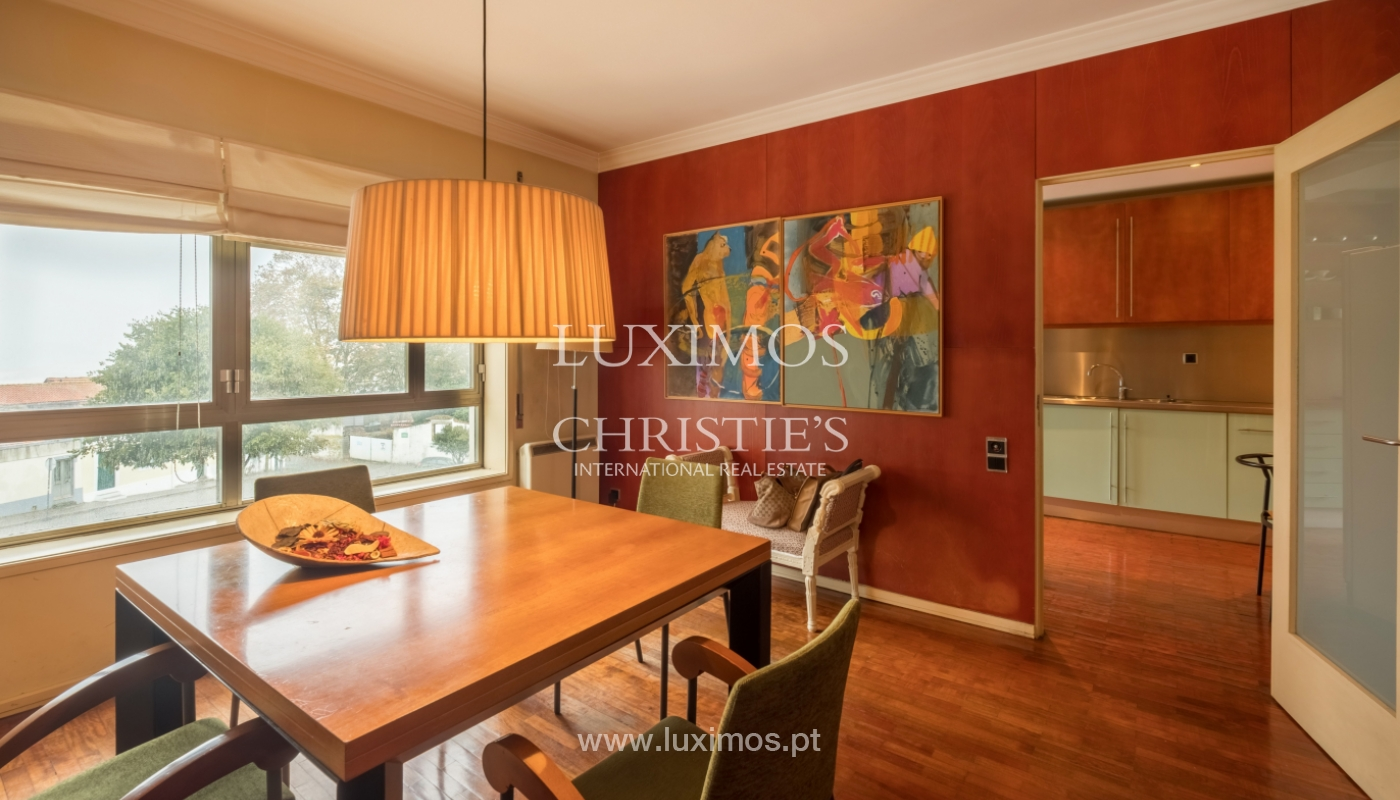 Sale apartment with balcony and river views, Aldoar, Porto, Portugal_125135