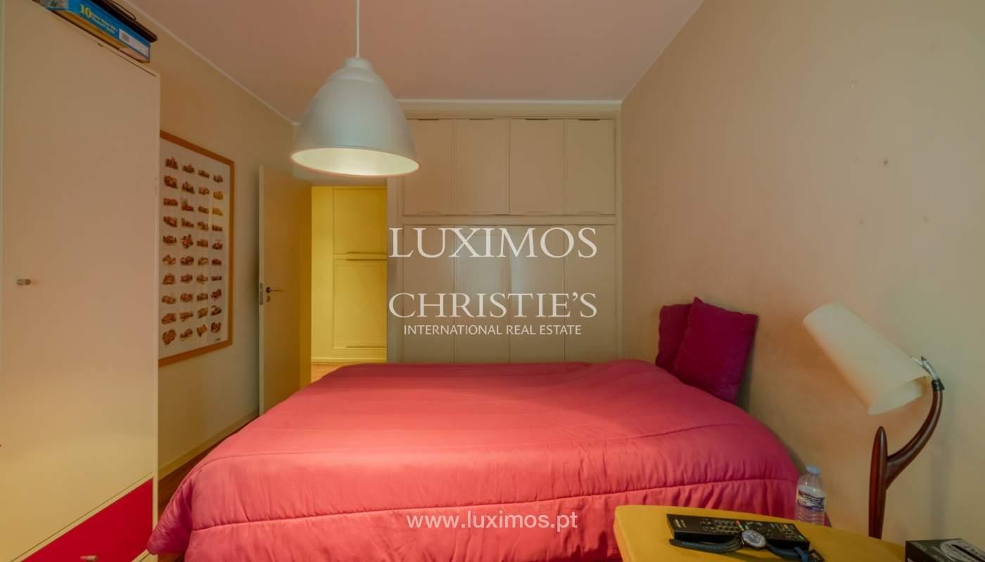 Sale apartment with balcony and river views, Aldoar, Porto, Portugal_125141