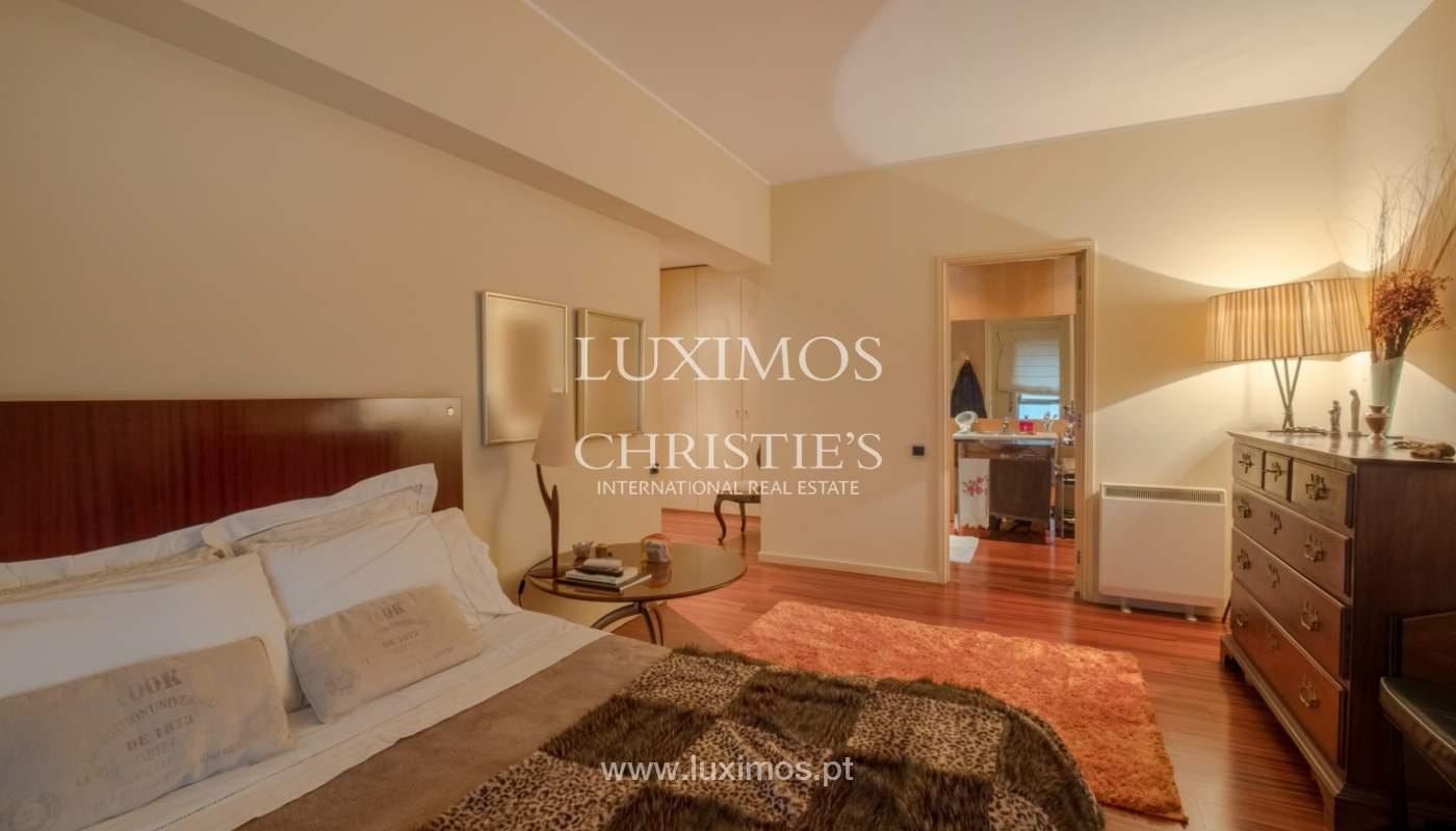Sale apartment with balcony and river views, Aldoar, Porto, Portugal_125142