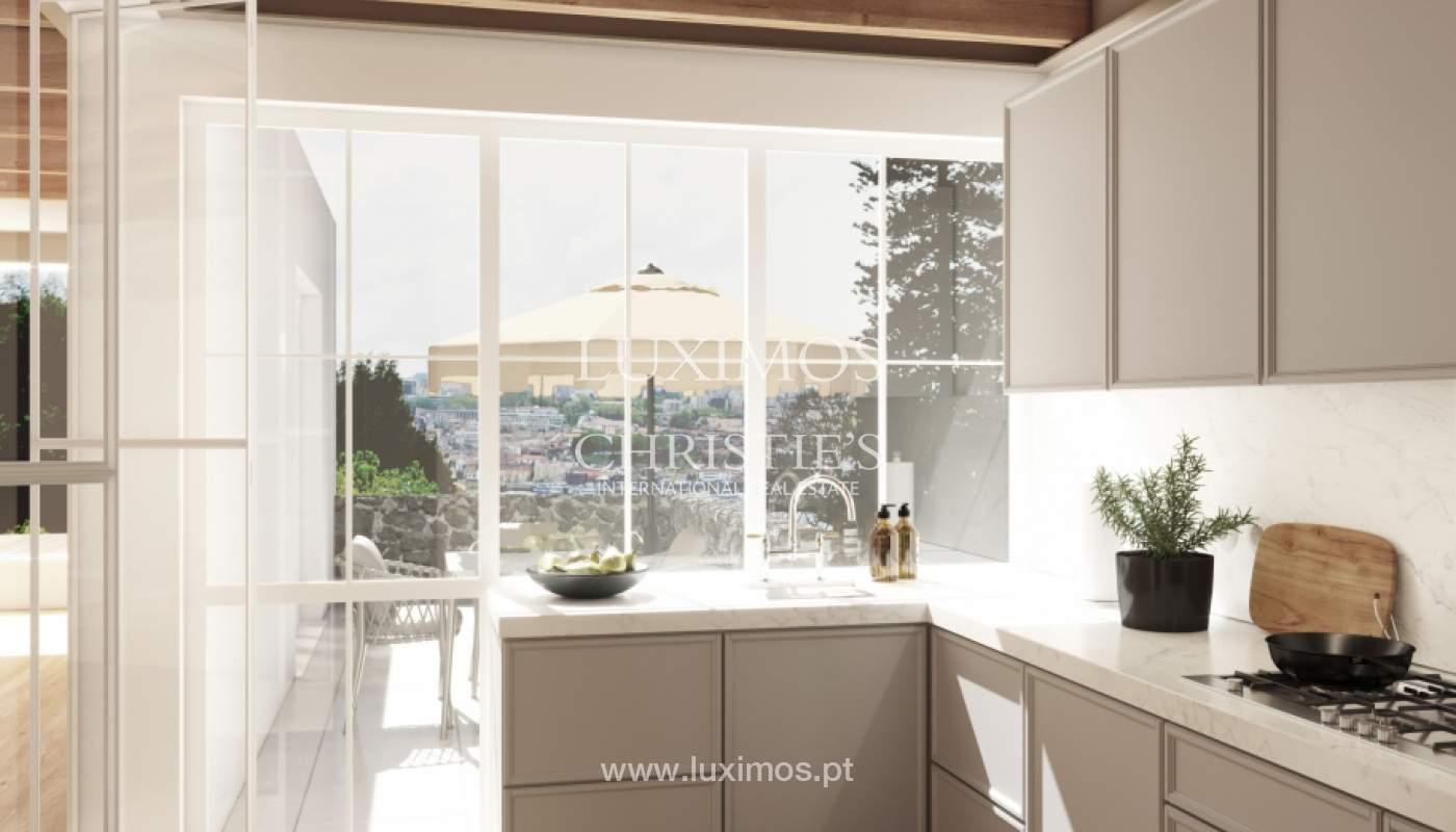 Maisonette-Wohnung luxuriöse, geschlossene Wohnanlage, Porto, Portugal _125238