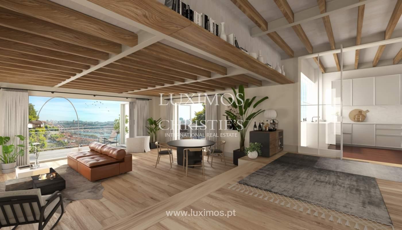 Maisonette-Wohnung luxuriöse, geschlossene Wohnanlage, Porto, Portugal _125239