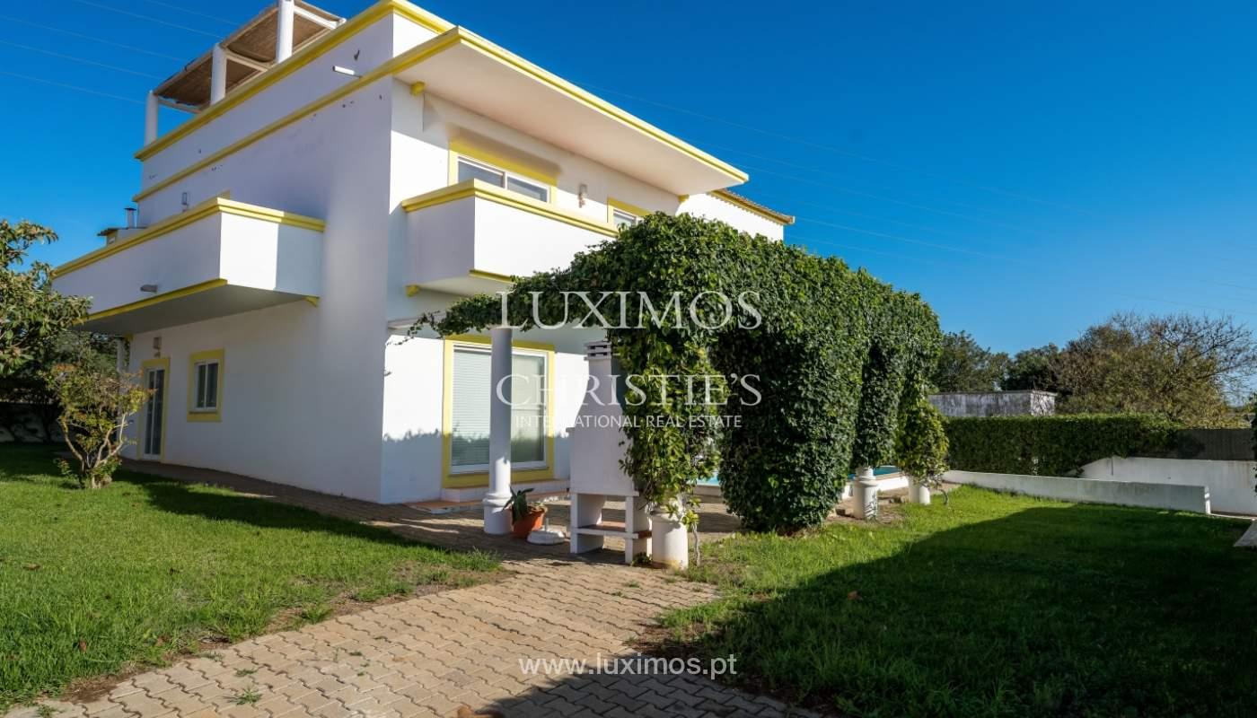 Venda de moradia com piscina e jardim em Altura, Castro Marim, Algarve_125276