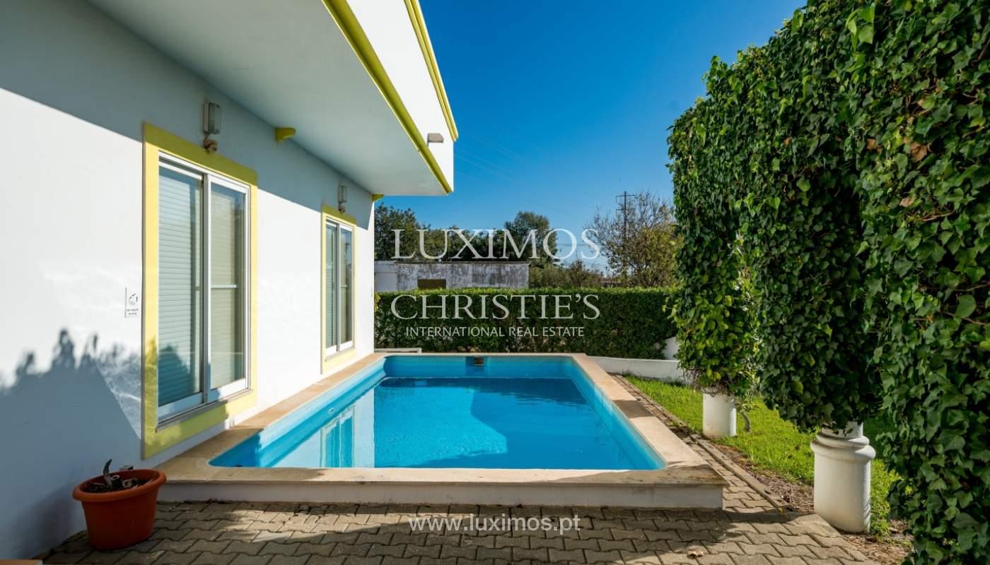 Venda de moradia com piscina e jardim em Altura, Castro Marim, Algarve_125277