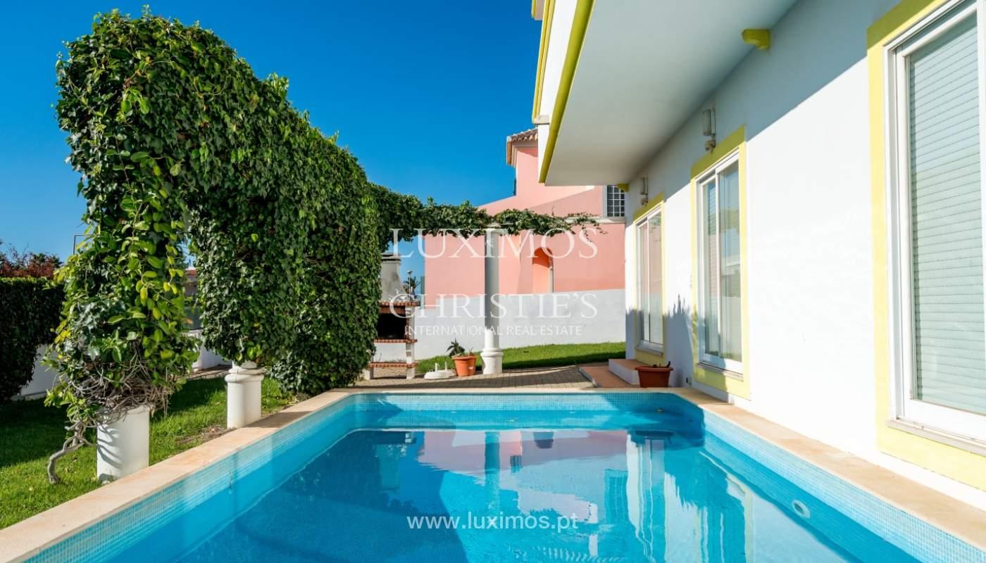 Venda de moradia com piscina e jardim em Altura, Castro Marim, Algarve_125282