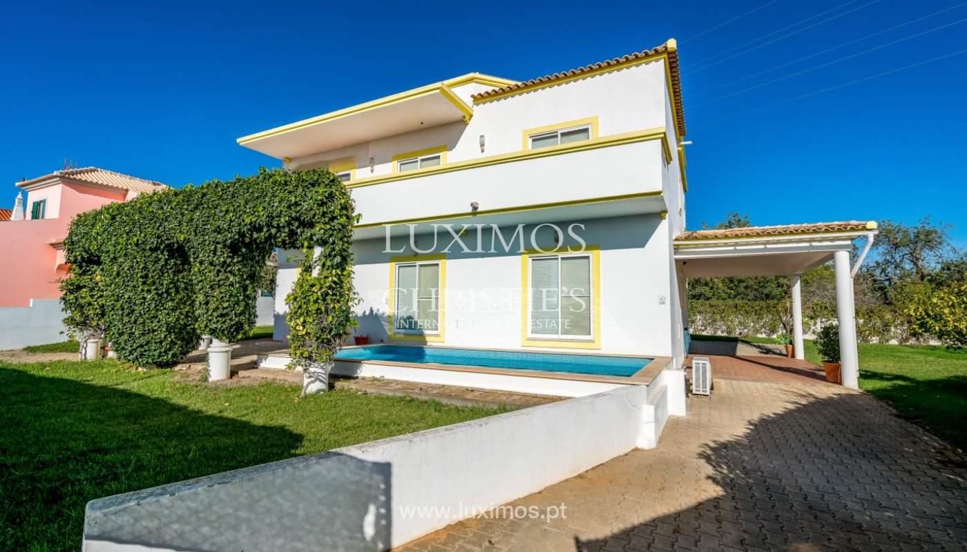 Venda de moradia com piscina e jardim em Altura, Castro Marim, Algarve_125285