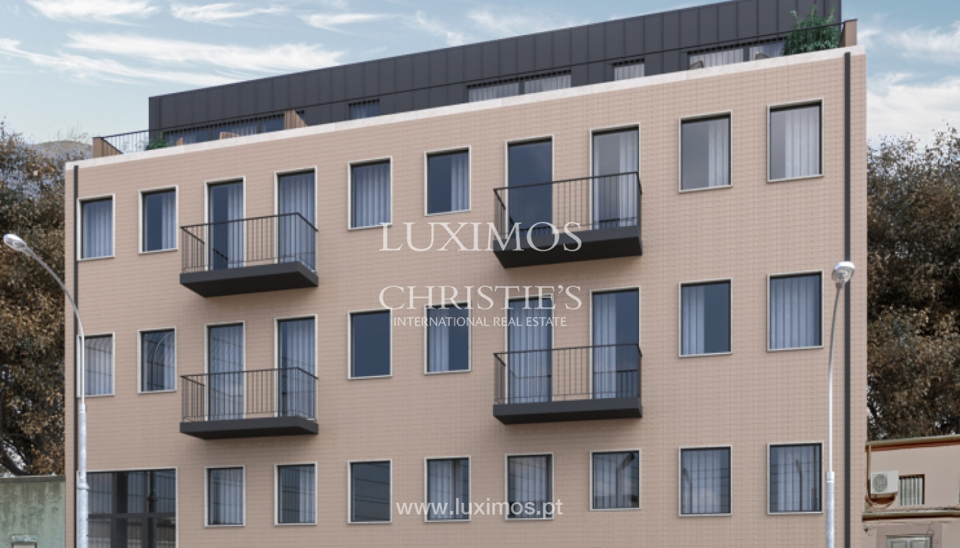 Apartamento nuevo y moderno, para la venta, en el centro de Porto, Portugal _125359