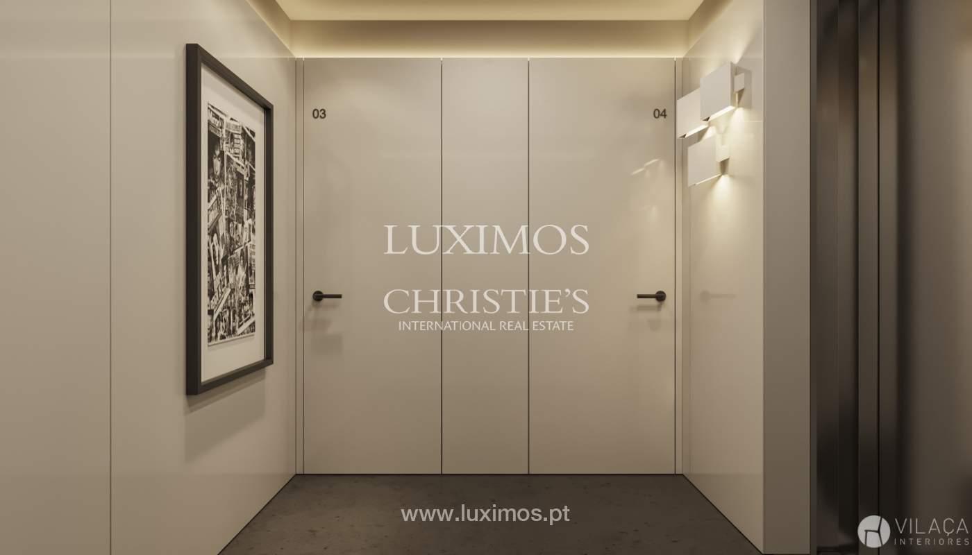 Apartamento nuevo y moderno, para la venta, en el centro de Porto, Portugal _125364