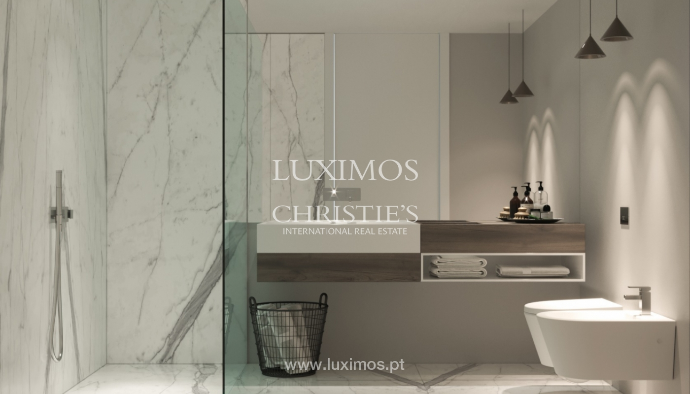 Apartamento nuevo y moderno, para la venta, en el centro de Porto, Portugal _125366